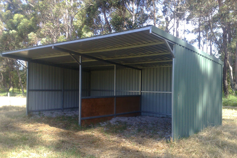 Perth Horse Shelters Horse Shelters Western